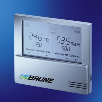 Термо-гигрометр Brune